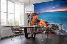 3D Mega Ocean Shore Stones6741 Wall Paper Wall Print Decal Wall AJ Wall Paper