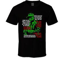 Predator Jesse Ventura Arnold Alien Movie 80s T shirt