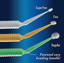 Micro Brush Applicator: Super Fine, Fine, & Regular 25pcs each