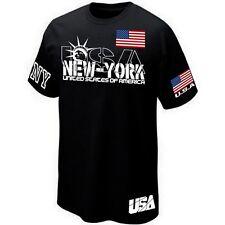 T-Shirt NEW-YORK NY USA - UNITED STATES - ★★★★★★