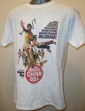 Muñeca China mortal Camiseta 70s W085 cartel de la película Angela Mao Kung Fu Hapkido Dragon