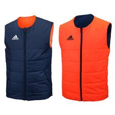 Adidas Condivo 20 Reversible Down Vest Winter Warm Neon Orange/Navy ED9260