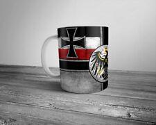 Kaffeetasse Fahne Reichskriegsflagge 1903/1921 Coffee Mug11oz Imperial War Flag