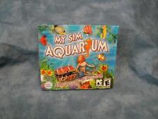 My Sim Aquarium       PC CD-Rom