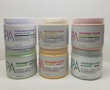 BCL Spa Massage Cream 16 oz (choose your scent) 100% Organic