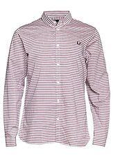 Fred Perry Horizontal Stripe Men's Long Sleeve Shirt M3273-106