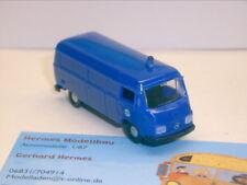 09027: Mercedes Benz L 206/207,Bac THW