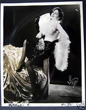 1940's FOLIES DE FEMMES~FRENCH CASINO NY~SEXY PIN UP