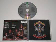 GUNS N´ROSES/APPETITE FOR DESTRUCTION (GEFFEN 24148) CD