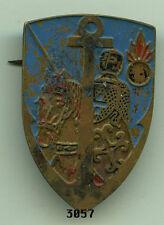 Insigne artillerie coloniale , GAC. / Levant   (  26x39  )