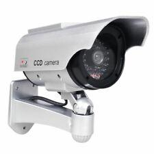 Dummy Camera CCTV Security Surveillance Cam Fake IR LED