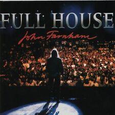 JOHN FARNHAM Full House CD BRAND NEW Live