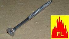 Vis VBA  TERRASSE bois  INOX A2 304 L  TF TORX GAMME PRO DIAMETRE 4 et 5 mm