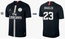 Trikot Nike Paris Saint-Germain 2018-2019 Third Black UCL Draxler [128-XXL] PSG