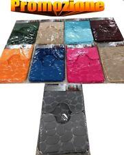 Arredi per il bagno ebay - Tris tappeti bagno ...