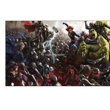 Aufkleber sticker Avengers ref 15155 15155