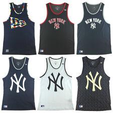 NEW ERA hombre Camiseta NUEVO De los NY BALONCESTO Skate VARIO