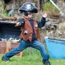 Disfraz pirata/Disfraz Paquete de accesorios Tallas Disponibles Edad 3-8 años