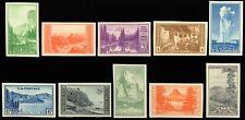 756-65, MNH National Parks Imperforate Stamps Set of 10 Stamps - Stuart Katz