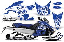 AMR RACING SNOWMOBILE DECAL SNOW SLED GRAPHIC KIT YAMAHA FX NYTRO 08-12 RWBGU