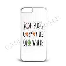 Jaspoli Hard plastic Phone Case - Joe Sugg, Caspar Lee, Oli White - Fun Cases