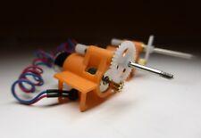 Ultra-Micro Motor con caja de cambios, microaces, Micro Aces Park Fly Indoor Zone E P Flite