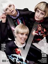 V Magazine,Thomas Bartlett,Zebra Katz,FIONA APPLE,Sky,Elton John,Drew Barrymore