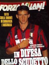 Forza Milan 7-8 1993 Christian Panucci nuovo Jolly