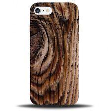 Wood Phone Case | Wooden Design Effect Plastic Bumper Cover Finish A705