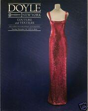 DOYLE COUTURE Chanel Gernreich Gucci Valentino Jewelry