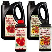 Green Future Organic Tomato & Vegetable Fertiliser - 1L, 2L