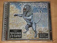 ROLLING STONES/BRIDGES TO BABYLON/ CD ALBUM