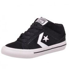 Converse Gates Mid Scarpe Black/White Scarpa Sneaker scarpa da skate junior 640600c