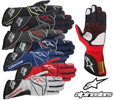 Alpinestars Tech 1-ZX Race Gloves FIA Approved, Oval Rally Autograss Racing
