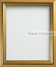 Frame Company Eldridge Gamme doré, Argent ou Effet Acajou Cadre Photo