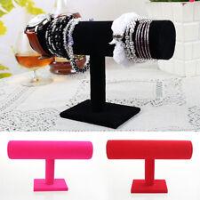 Bracelet Chain Watch Hairband Jewelry Display Stand Holder Organizer Showcase RF