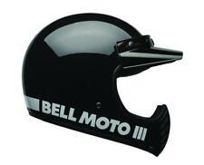 NEW Bell Moto 3 Motorcycle Helmet - Classic Black from Moto Heaven