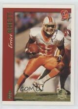 1997 Topps Minted in Canton #225 Errict Rhett Tampa Bay Buccaneers Football Card
