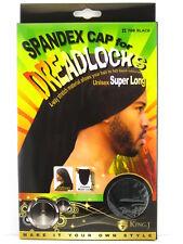 KING.J UNISEX SUPER LONG SPANDEX CAP FOR DREADLOCKS (705 & 706)