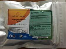 ORGANIC Lichi (Lychee) Fruit Powder Litchi Chinensis High Quality No Fillers