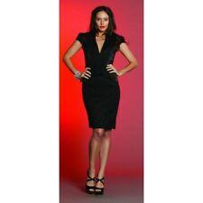 PINK RUBY - Textured Peplum Dress size 8 *Clearance* BNWT