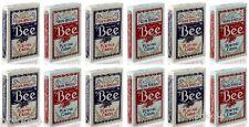 Cartucho de 12 juego de 54 folios POKER BEE CLUB SPECIAL 54 Folios 0922