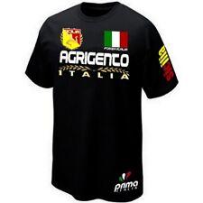 T-Shirt AGRIGENTO SICILIA - SICILE - Drapeau ITALIA italie Maillot ★★★★★★