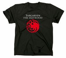GoT Targaryen Wappen Crest T-Shirt, game of thrones, logo|dragon|drache, kallesi