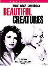Beautiful Creatures (DVD, 2001, Subtitled French) RACHEL WEISZ SUSAN LYNCH SEXY
