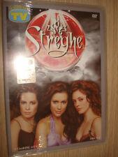 DVD LE STREGHE DISCO 5 STAGIONE 8 TV SORRISI E CANZONI