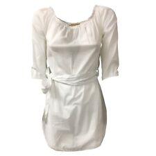 HUMILITY 1949 blusa mujer manga 3/4 en blanco mod HA6021 100 % algodón