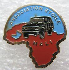 Pin's Association Etoile Pour le MALI #970