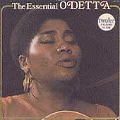 ODETTA The Essential Odetta (CD, Vanguard, VCD-43/44) LIKE NEW