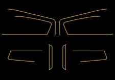 1978 & 1979 Honda GL1000 Gold Wing - decal set